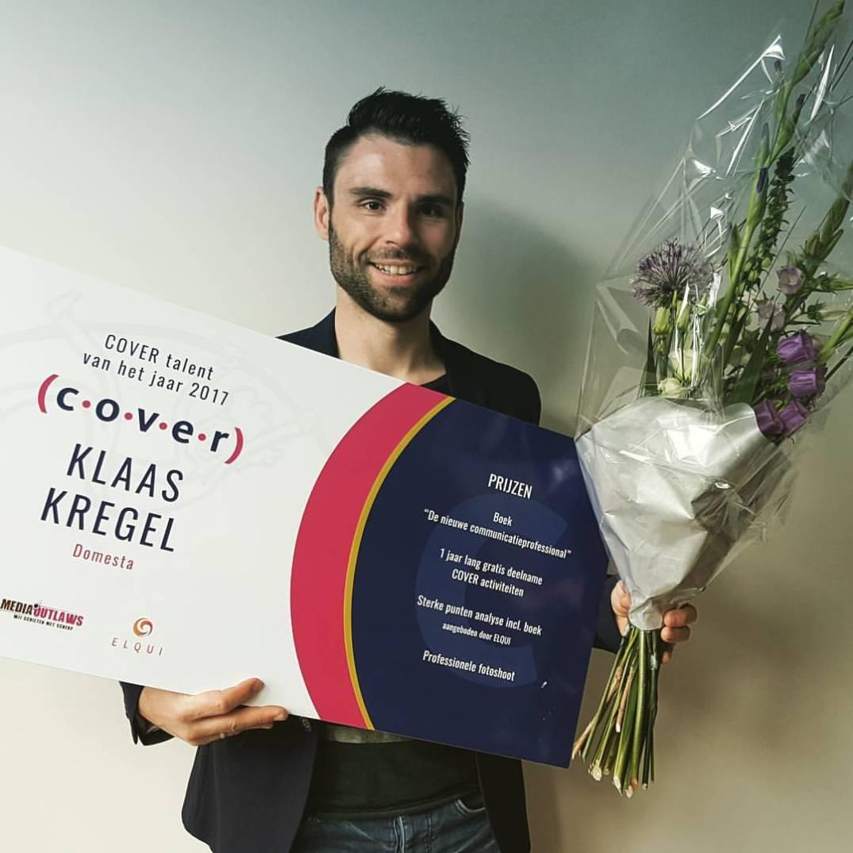 Klaas Kregel Award